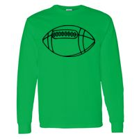 Heavy Cotton ™ 100% Cotton Long Sleeve T Shirt Online Thumbnail